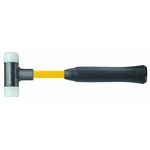 Recoilless nylon hammer (glass fiber shaft)
