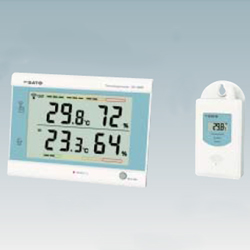 Max/Min Thermo-Hygrometer (Wireless Type)