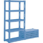 Plastic Rack, Even Loading, 70 (kg/level)