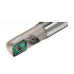 SEC-Wave Mill WAX4000E/EL Type, for Chip Blade Tip Nose Radius Less than 3.2