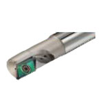 SEC-Wave Mill WAX4000E/EL Type, for Chip Blade Tip Nose Radius Greater than 4.0