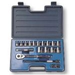 "1/2"" SQ Socket Wrench Set 13618"
