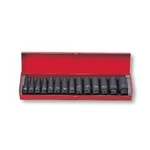 "1/2"" SQ Deep Impact Socket Set 23296"
