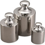 Reference Weight Type Cylinder Weights (Stainless Steel)