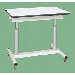 Height-adjustable Work Bench (Pearl White)