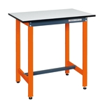 Light Duty Standing Workbench, Uniform Load 250 kg