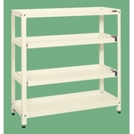 Super Rack with Sliding Shelf Board, Stationary Type