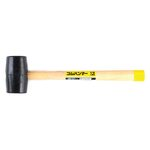 Wood Handle Rubber Hammer