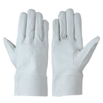 Pig Leather Gloves_715 Pig White