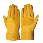 Fine Leather Gloves 715 Yellow