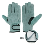 Oil Leather Gloves 717P-W Oil with Lining