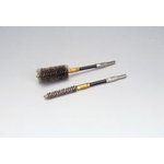 W Wound Stainless Steel Flexi-Type Capacitive Brush with Shaft