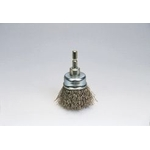 Quick stainless steel cup brush