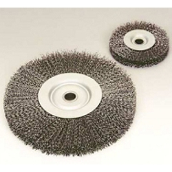 0.5 Steel Wire Wheel Brush (SW)