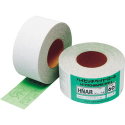 Hook And Loop Sandpaper High Pitch Paper Roll HR Type