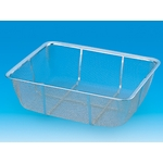 Batten Mesh Basket Stainless Steel