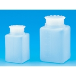 Square Bottle Wide Opening Scale 25 mL–1 L