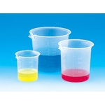 Beaker PP 50 mL–1 L