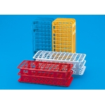Submersible Test Tube Stand 24 Stands / 40 Stands / 60 Stands / 90 Stands (White/Red/Blue/Yellow)