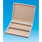 Wooden Prepared Boxes, for 50 Pieces / for 100 Pieces / Thick Type for 100 Pieces