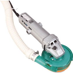 Sander polisher Escargot (ø 100) diamond tip type