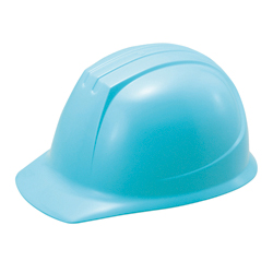 PC Resin Helmet ST-141 Type (with Impact Absorbing Liner) ST-141-GZ-EPA