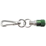 Portable Socket Holder - Green (with Carabiner)