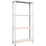 Small Capacity Bolted Shelf (100 kg Type, Height 1,800 mm)