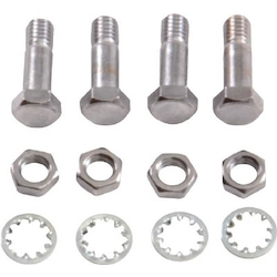 Parts For Gear Puller Bolts And Nuts (4 Set)