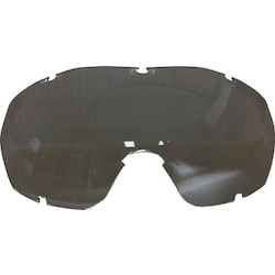 Safety Goggles sealed / soft fit type replacement lens
