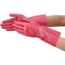 Natural Rubber Gloves (with Fleece Lining)