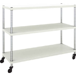 Phoenix Rack (with Urethane Casters) 150 kg Type Height 1,011 mm