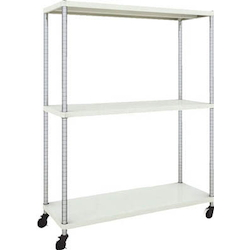 Phoenix Rack (with Urethane Casters) 150 kg Type Height 1,631 mm