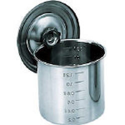 Stainless Steel Pot Detailed Capacity (L) 0.38–36