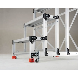 Optional Accessories for Work Platforms