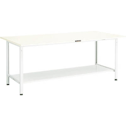 Light Work Bench with Lower Shelf Linoleum Tabletop Average Load (kg) 300