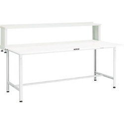 Light Duty Workbench, with Upper Shelf, Polyester Decorative Top Plate, Uniform Load (kg) 300/301