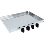 Stainless Steel Conductive Wagon (SUS304) - Additional Shelf (Flat Shelf)