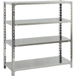 Stainless Steel Lightweight Shelf (SUS304 / Solid Shelf Type)