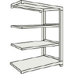 Small to Medium Capacity Boltless Shelf Model M1.5 (150 kg Type, Height 1,200 mm, 4 Shelf Type)