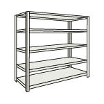 Small To Medium Capacity Boltless Shelf Model M2 (200 kg Type, Height 1,800 mm, 5 Shelf Type)