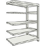 Medium Capacity Boltless Shelf Model M3 (300 kg Type, Height 1,200 mm, 5 Shelf Type)