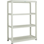 Medium Capacity Boltless Shelf Model M3 (300 kg Type, Height 1,800 mm, 4 Shelf Type)