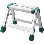 Aluminum Stepladder (for Light Work / With Leg Covers)