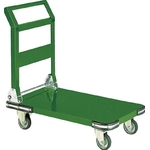 Steel Hand Truck, Collapsible Handle Type