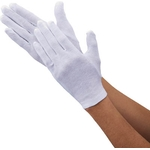 Smooth gloves for quality management (economy type)