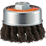 Twist Cup Brush for Electric Tools