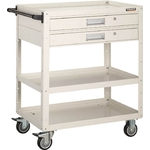 Eagle Wagon (Urethane Casters / with Two Tier Drawers)
