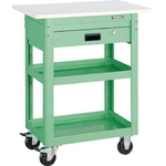 "Tool Wagon ""Dolphin"" (Rubber Caster / Top Board / 1 Drawer Included)"