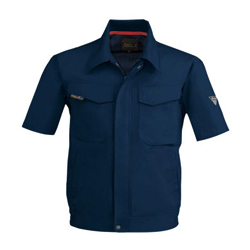 Short-sleeved Blouson 1471